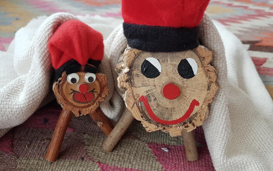 Diumenge 15 de Desembre farem cagar el Tió de Nadal
