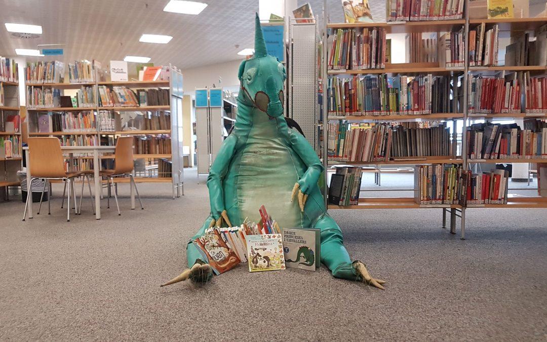 Nova biblioteca i nous llibres!