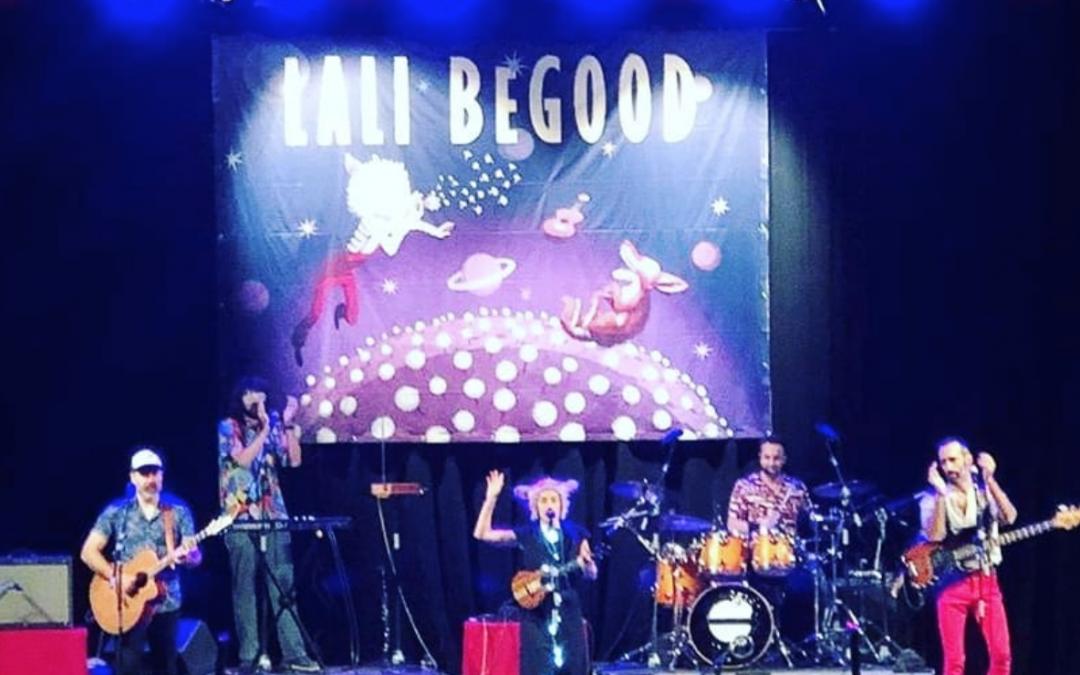 Cançons de la Lali BeGood (pel concert de Carnestoltes)