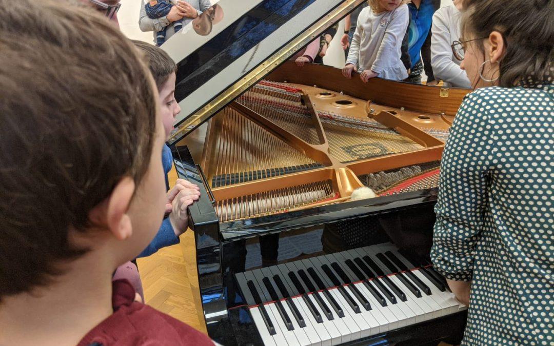 Fotos de la sortida de la Catescola/concert de l'Aina